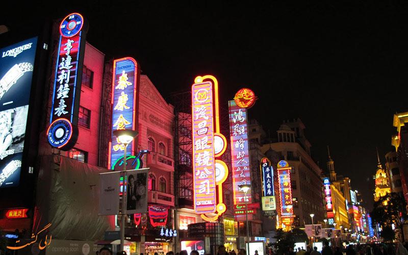 بهترین شهر چین برای خرید