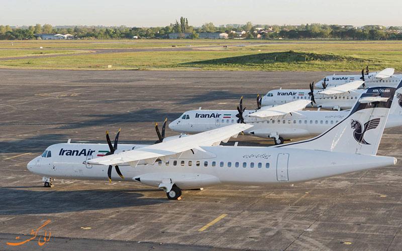 هواپیمای ATR 72 | ATR 72