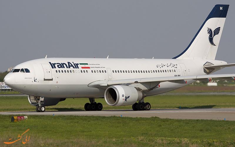 هواپیمای ایرباس A310