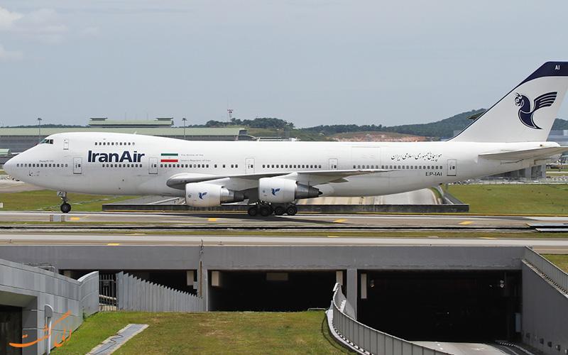 ● هواپیمای بوئینگ 747 | Boeing 747