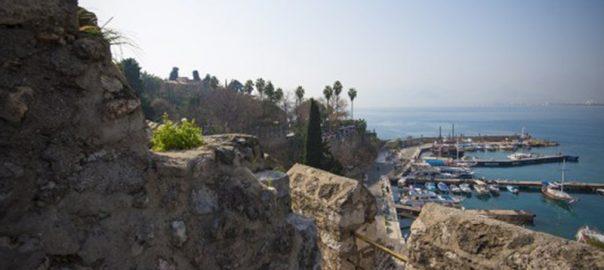 شهر کالیچی در آنتالیا
