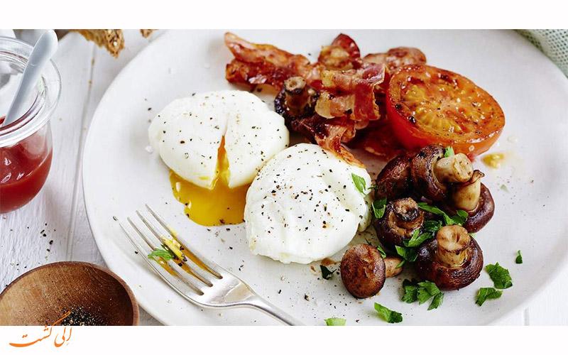 صبحانه ی انگلیسی