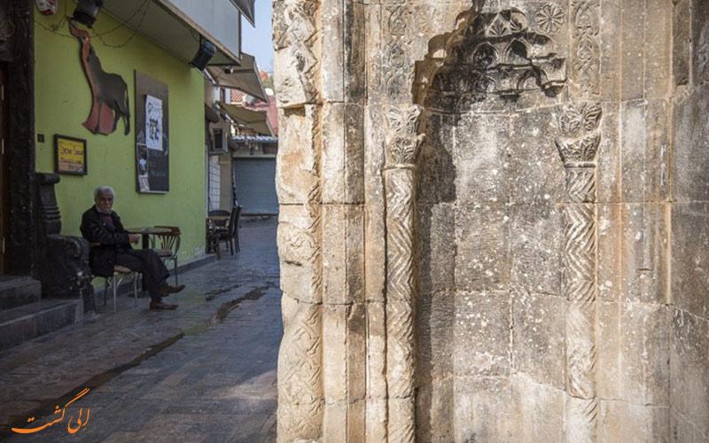 شهر کالیچی در آنتالیا ، معرفی کالیچی در آنتالیا ترکیه