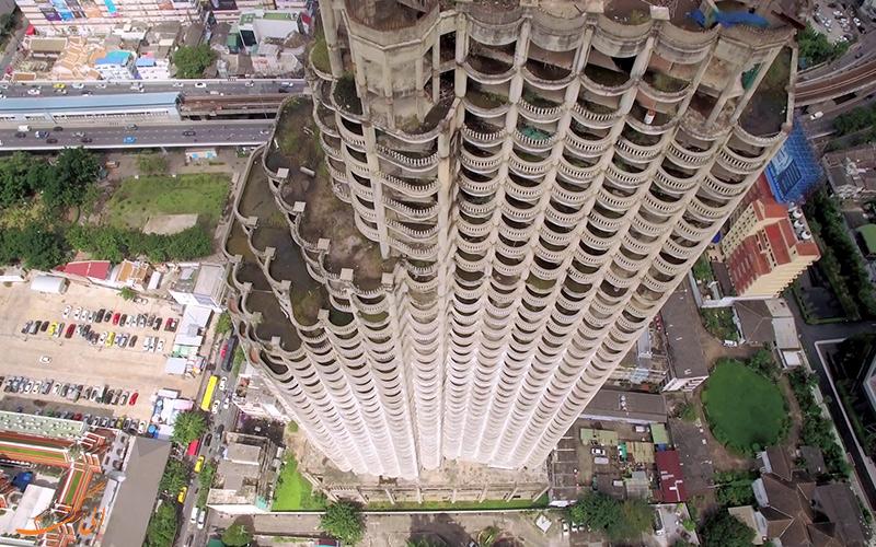 صعود از برج ساتورن