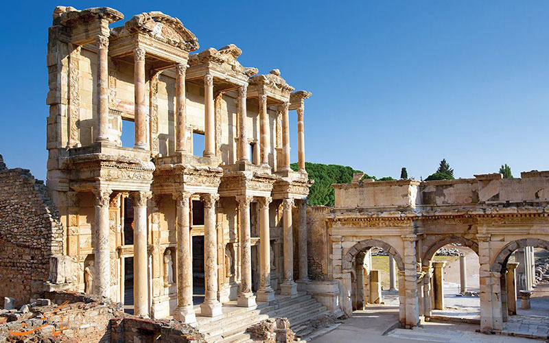 آثار تاریخی در آنتالیا