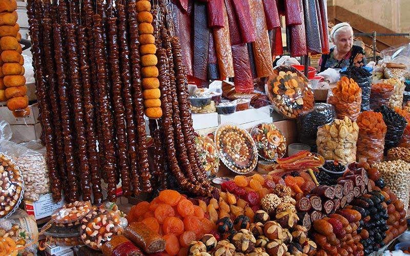 بازارهای سنتی ارمنستان
