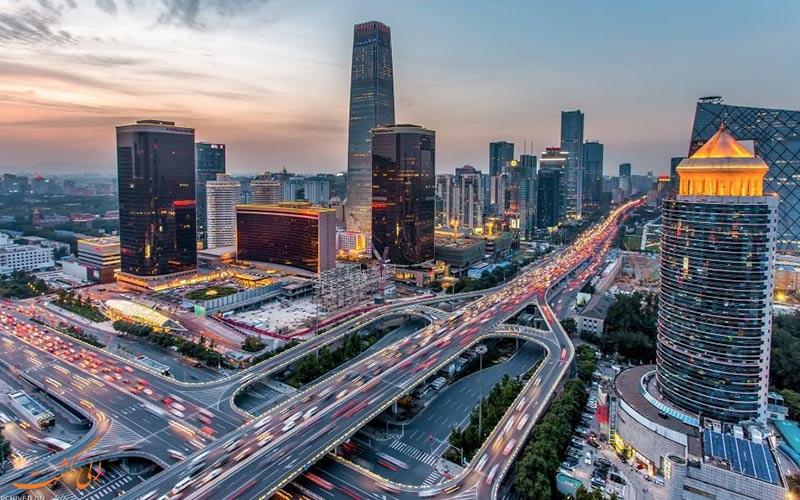 پکن-شرایط زندگی در چین