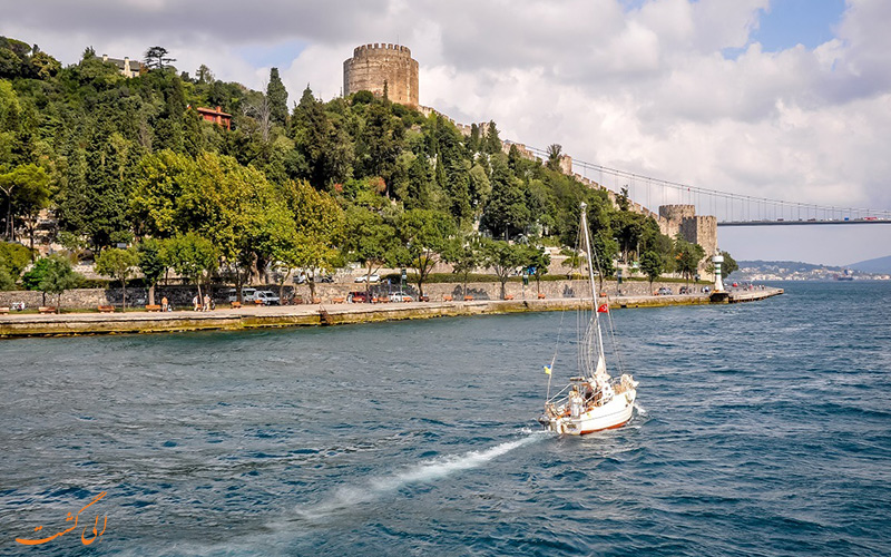 کشتی در استانبول