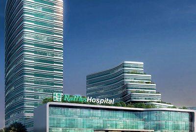 بیمارستان های شانگهای