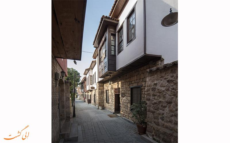 کالیچی در آنتالیا