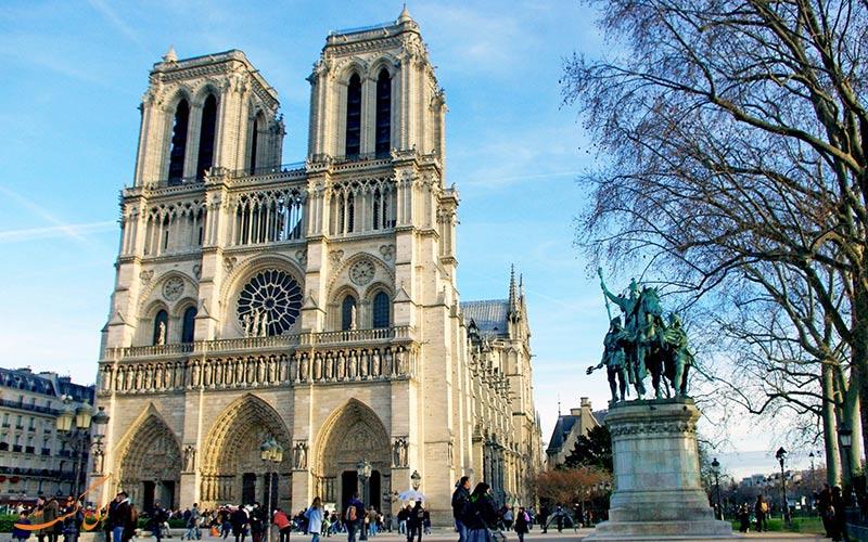 گشت و گزار در پاریس ، برنامه ی گشت 1 روزه در این شهر