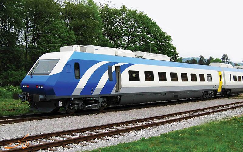 قطار پردیس