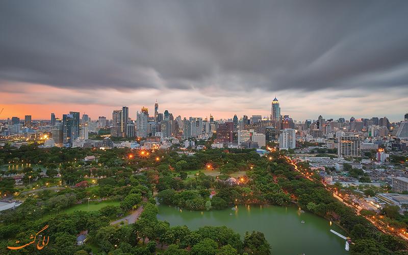 تایلند توریستی ترین کشور دنیا