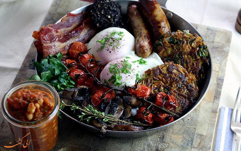 همه چیز درباره صبحانه ی مخصوص انگلیسی