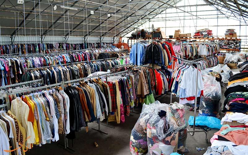 بازار عمده فروشی لباس-خرید در پکن