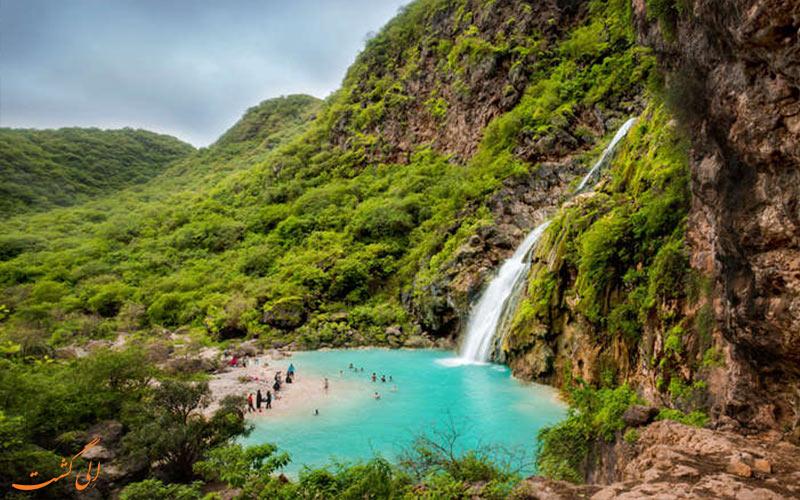 تورهای طبیعت و سفرهای طبیعت گردی به آبشارها