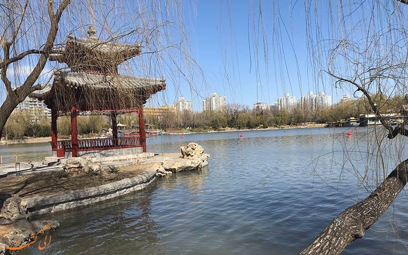 جاذبههای طبیعت گردی پکن و دریاچه ها
