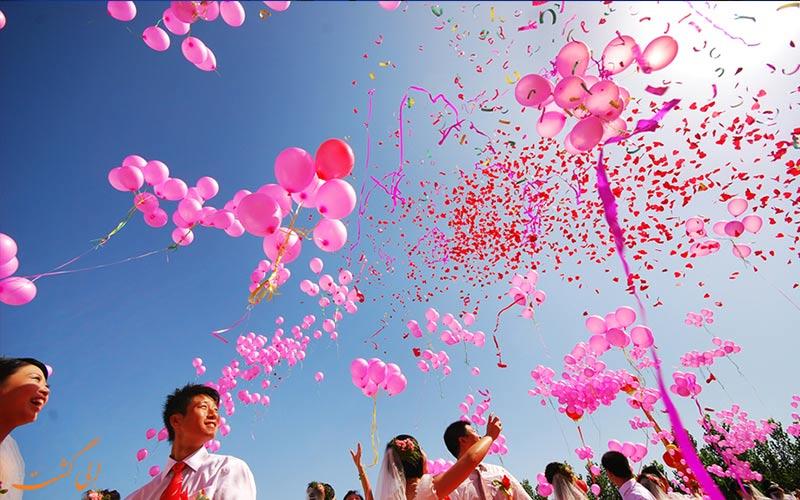 جشنواره دو هفتم چینی-فستیوال های چین