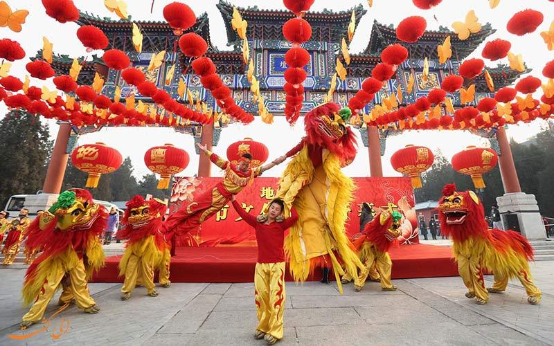 جشن های سال نوی چینی ها-فستیوال های چین