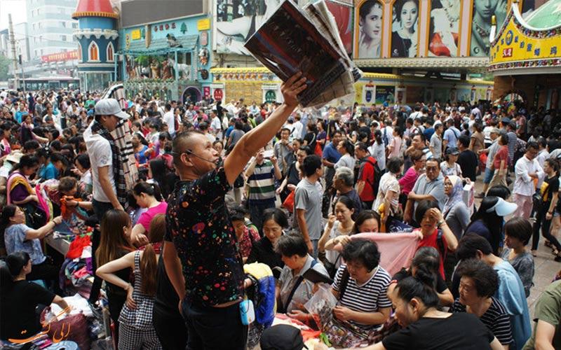 خرید در پکن و بازارهای هفتگی