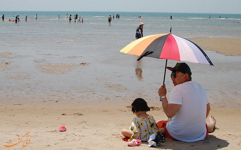 ساحلی-بیدایهه از جاذبههای طبیعت گردی پکن