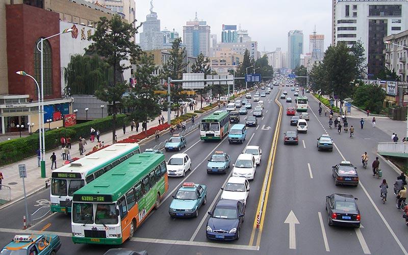 شرایط زندگی در چین و شهرهای کوچک