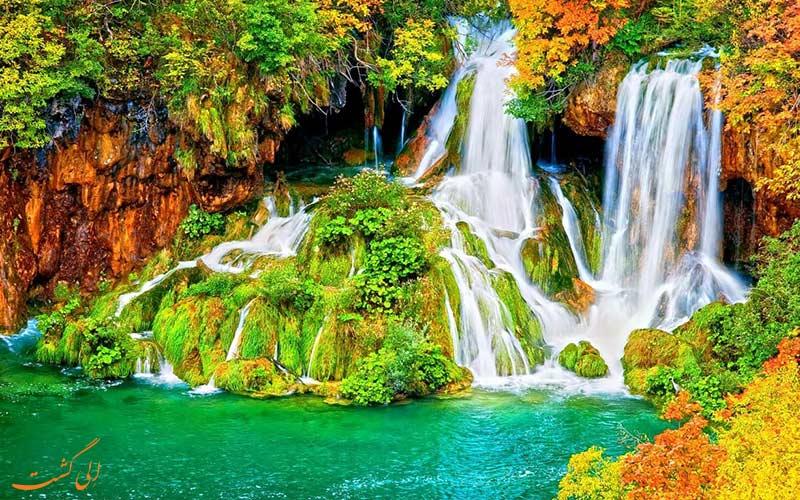 طبیعت زیبای وحش و سفرهای طبیعت گردی