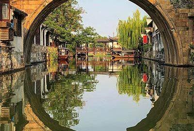 معرفی معروف ترین شهرهای آبی چین