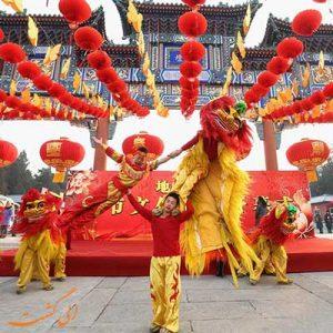 جشنواره ها و فستیوال های چین