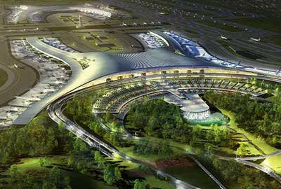 فرودگاه چونگکینگ ییانگبی چین