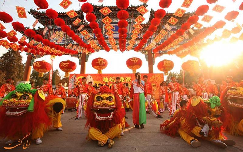 فستیوال بهاری-فستیوال های چین