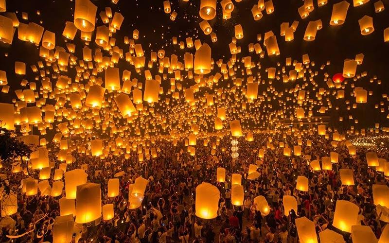 فستیوال فانوس از فستیوال های چین