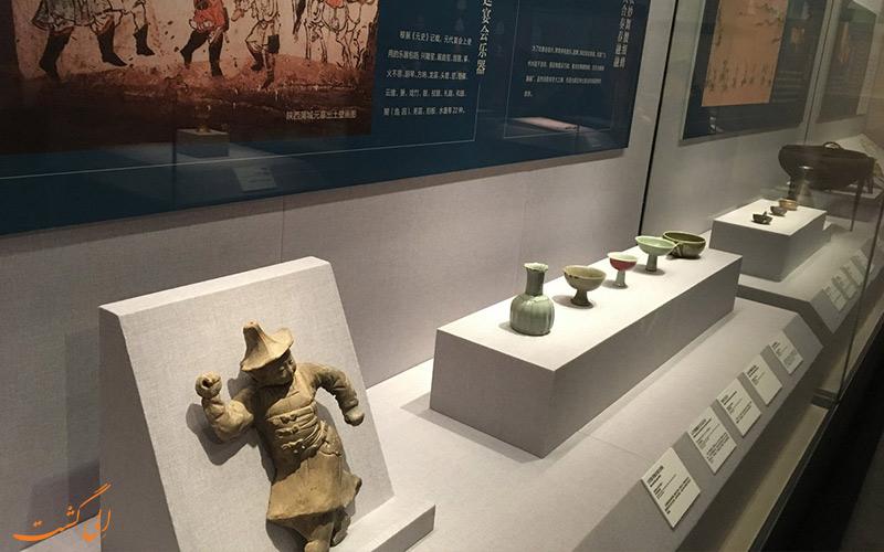 موزه پایتخت از جاذبه های گردشگری پکن