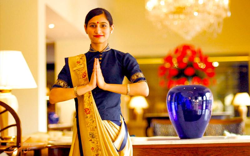 ناماسته یا سلام هندی-خصوصیات اخلاقی مردم هند