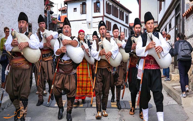 فستیوال بین المللی نی انبان