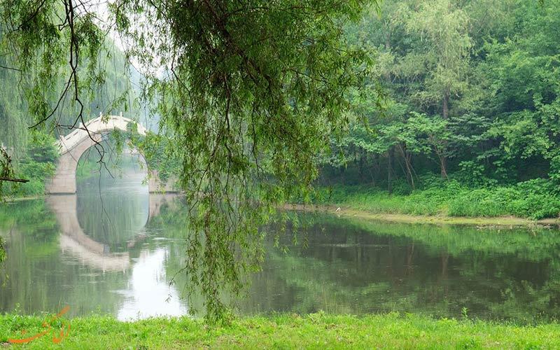 هانشیکیائو از جاذبههای طبیعت گردی پکن