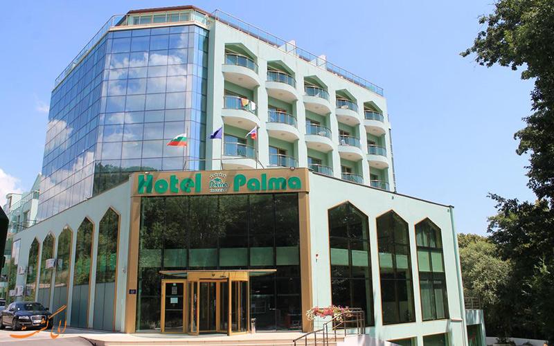 هتل پالما