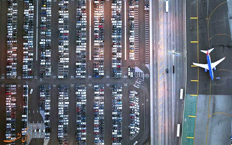پارکینگ فرودگاه و توجه به نکات فرودگاهی