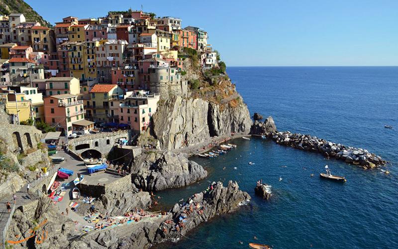 ایتالیا پنج سرزمین