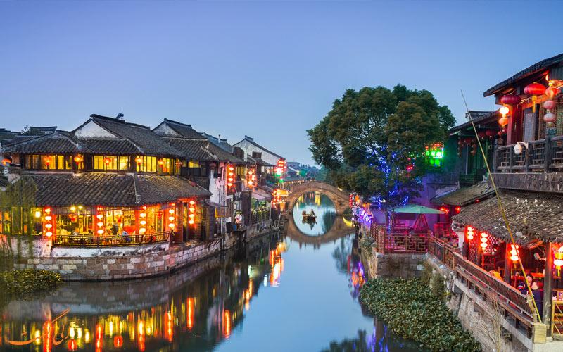 ژیتانگ-از-شهرهای-آبی-چین