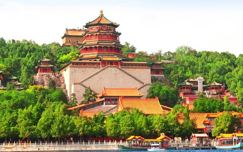 کاخ-تابستانی-از-جاذبه-های-گردشگری-پکن