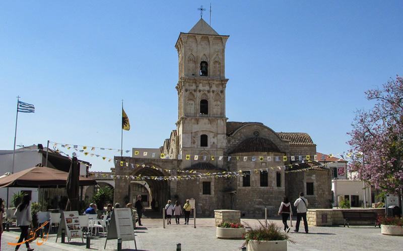 کلیسای لازاروس-مقدس