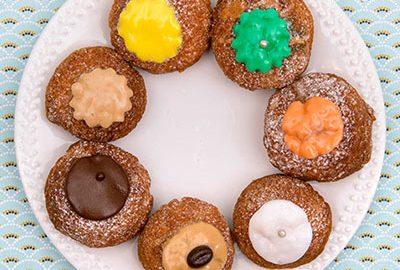 بهترین شیرینی فروشی های پاریس ، خوشمزه های فرانسه