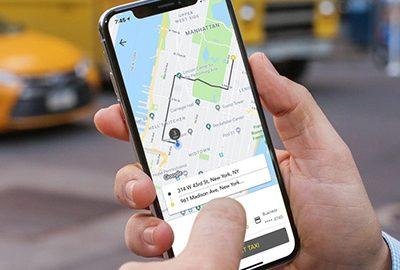 اپلیکیشن های تاکسی یاب