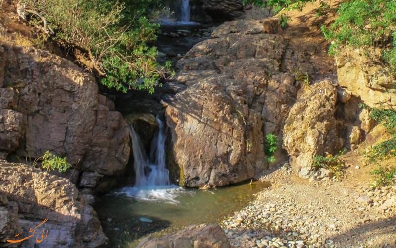 آبشار کلوگان تهران