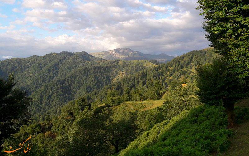 منطقه ی تنیان، طبیعتی بکر و دست نخورده در صومعه سرا