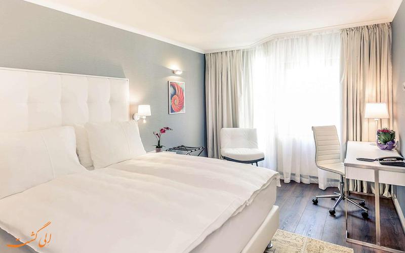 نوع اتاق های یک هتل