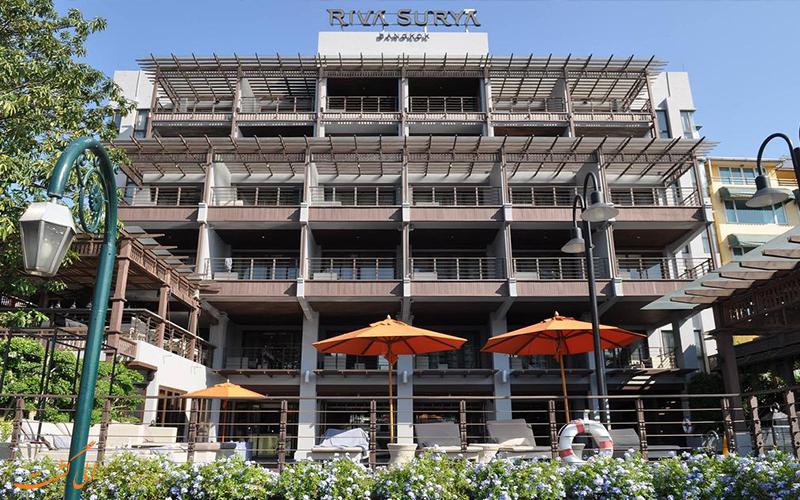هتل های بانکوک ۴ ستاره