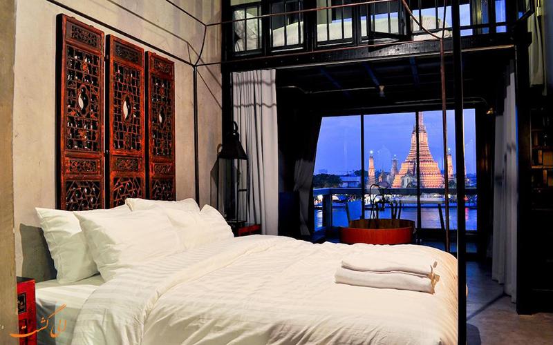 هتل این ا دی در بانکوک