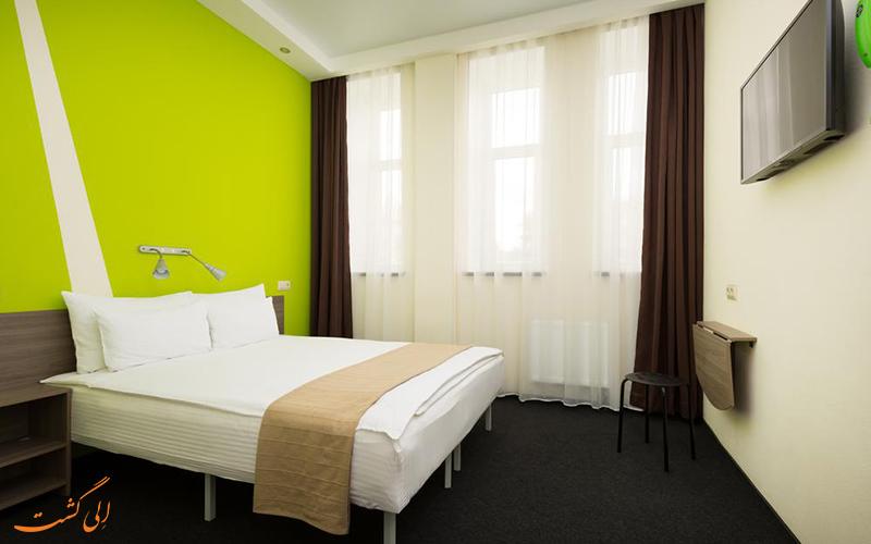 آفنباخر هتل سنت پترزبورگ، 3 ستاره | Offenbacher Hotel